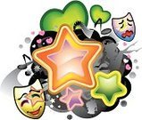 Mask,Theatrical Performance,Heart Shape,Theater Mask,Entertainment,Symbol,Clip Art,Star Shape,Cartoon,Vector,Icon Set,royalty-free,Photograph,renders,Computer Graphic,Drawing - Art Product,Pattern,Nightlife,Newcastle-upon-Tyne,Sign,Ilustration,Art,Vector Backgrounds,Illustrations And Vector Art,rendered,Musical Note,Tribal Art,illustrated,renderings,stock art,Website Background,Arts And Entertainment,Human Heart,Art Product,Paintings,Digitally Generated Image,Design,Image,Animated Cartoon
