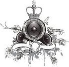 Crown,Music,Speaker,Coat Of Arms,Gothic Style,Backgrounds,Modern Rock,Nobility,Grunge,Dirty,Flower,Design Element,Art,Single Flower,Sound,Ilustration,Funky,Retro Revival,Splattered,Engraved Image,Spray,music elements,Engraving,Paint,graphic elements,Ribbon,Modern Grunge,Grunge Elements,Stained,Inkblot,Isolated Objects,Music,Arts And Entertainment,paint splatter,Painted Image,Illustrations And Vector Art