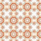Tapestry,Seamless,Pattern,Retro Revival,Floral Pattern,1940-1980 Retro-Styled Imagery,Wallpaper Pattern,Swirl,Vector,Backgrounds,Blue,Red,Ornate,Leaf,Computer Graphic,Old-fashioned,Repetition,Decoration,Scroll Shape,Beautiful,Arc,Curve,Christmas Decoration,Design Element,Shape,Simplicity,Geometric Shape,Elegance,Wave Pattern,Abstract,No People,Sparse,Design,Convex,Set,Concave,Circle