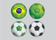 Flag,Ball,Plate,Symbol,Plan,Chart,Map,Fifa World Cup,Computer Graphic,Illustration,Brazil,Football - Ball,Soccer Ball,Vector