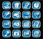 Religious Icon,Mobile Phone,Entertainment,Television Set,Laptop,Karaoke,Computer Icon,Symbol,Video Game,Telephone,Voice,Leisure Games,Computer,Fax Machine,Icon Set,Radio,Music,Handheld Video Game,Movie,Camera - Photographic Equipment,Information Medium,Headphones,Microphone,Globe - Man Made Object,DVD,Communication,Amplifier,Keypad,CD,Earth,Telephone Receiver,Interface Icons,Camera Film,Blue,Radio Wave,Shiny,Volume - Fluid Capacity,Volume,Musical Note,Sphere,Vector Icons,Technology,Music,Global Communications,Illustrations And Vector Art,Arts And Entertainment,Technology Symbols/Metaphors