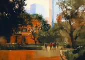 Oil Painting,Art,Watercolor Painting,Orange Color,Spray,People,Acrylic Painting,Background,Town,Outdoors,Lifestyles,Car,Park - Man Made Space,Painted Image,Art And Craft,Building Exterior,Sky,Backgrounds,Color Image,Flower,Walking,Street,Horizontal,Bright,Light - Natural Phenomenon,60500,Summer,Abstract,City,Bright,Pattern,Digitally Generated Image,60595,Arts Culture and Entertainment,Vibrant Color,Colors,Textured Effect,Road,Illustration,Multi Colored,Design,Sidewalk,Beauty,City Life,Old,Creativity,Red,Tree,Beautiful People,Shape,Fashion,2015,Ideas,Green Color,Old,Springtime