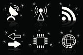 White,Symbol,Antenna - Aerial,Earth,Communications Tower,Network Server,Wireless Technology,Globe - Man Made Object,Star - Space,Radio Wave,Satellite Dish,Sign,Shiny,Black Color,rss,Computer Icon,Icon Set,Computer Network,Internet,Community,Development,Machinery,Iconset,Web Page,Night,processor,Wave Pattern,Global Communications,Connection,Communication,Shape,Planet - Space,Vector,Reflection,Equipment,Star Shape,Sphere,Illustrations And Vector Art,Vector Icons,uploading,Arrow Symbol,Downloading,Bright