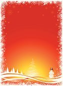 Christmas,Frame,Backgrounds,Snowman,Winter,Landscape,Snow,Red,Design,Congratulating,Ilustration,Spruce Tree,Outdoors,Snowflake,Winter,Holiday Backgrounds,Holidays And Celebrations,Christmas,Season,Blank,Nature,Nature