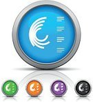 Symbol,Sign,Data,Business,Digitally Generated Image,Chart,Black Color,Green Color,Orange Color,Purple,Circle,Computer Icon,Push Button,Cut Out,Color Image,Graph,Diagram,Illustration,Vector,White Background,2015,Infographic,Clip Art,Design Element,Icon Set,268399,Business Finance and Industry