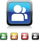People,Friendship,Symbol,Sign,Teamwork,Business,Square,Digitally Generated Image,Black Color,Blue,Green Color,Orange Color,Red,Square Shape,Computer Icon,Push Button,Cut Out,Color Image,Illustration,Group Of People,Organized Group,Vector,White Background,2015,Clip Art,Design Element,Icon Set,268399,Business Finance and Industry