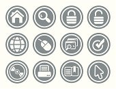 Print,Beginnings,Computer Icon,Globe - Man Made Object,Check Mark,Computer Mouse,Abstract,Icon Set,Searching,House,Reading,Magnifying Glass,Interface Icons,Computer,Setting,Internet,Closed,Computer Printer,Open,Earth,CD,Ilustration,Web Page,Vector