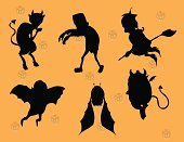 Devil,Silhouette,Monster,Halloween,Vampire,Cute,Shadow,Bat - Animal,Cartoon,Back Lit,Party - Social Event,Wing,Candy,Frankenstein,Icon Set,Humor,Religious Icon,Sketch,Pencil Drawing,Ilustration,Fun,Broom,The Human Body,Vector,Characters,Clip Art,Focus on Shadow,October,Event,Celebration Event,Holidays And Celebrations,Black Color,Vector Cartoons,Vector Icons,Season,Illustrations And Vector Art,Halloween,Digitally Generated Image,Count Dracula,Flying,Celebration,Computer Graphic