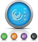 Symbol,Sign,Data,Business,Digitally Generated Image,Chart,Analyzing,Black Color,Green Color,Orange Color,Purple,Circle,Computer Icon,Push Button,Cut Out,Color Image,Graph,Diagram,Illustration,Vector,White Background,2015,Infographic,Clip Art,Design Element,Icon Set,268399,Business Finance and Industry