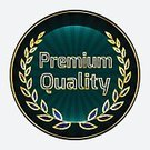 Quality,No People,Banner,Sign,Premium - Film Title,Promotion,Engraved Image,Illustration,Certificate,Symbol,Banner - Sign,Business Finance and Industry,2015,Retail,Sale,Circle,Business,Marketing,Merchandise,Vector,Shiny,Design,Label,Laurel Wreath,Gold Colored,Badge