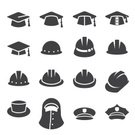 Vector,Cap,Police Force,Symbol,Construction Worker,Scale,Hat,Building Contractor,Engineer,Internet,Sign,Clothing,Miner,Technician,Home Improvement,Improvement,Graduation,Construction Industry,Equipment,Architect,Plastic