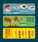 Symbol,Picnic,Fire - Natural Phenomenon,Beef,Backgrounds,Steak,Cooking,Illustration,Food,Meat,Sausage,Heat - Temperature,Vector
