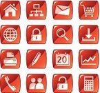 Red,Symbol,Computer Icon,Telephone,Icon Set,Internet,Web Page,E-Mail,Set,Interface Icons,Communication,Push Button,People,Globe - Man Made Object,House,Business,Mail,Chart,Shiny,Magnifying Glass,Earth,Calendar,Personal Organizer,Envelope,Padlock,Calculator,Square Shape,Grid,Vector,Cart,Lock,Downloading,Pen,Sign,Searching,Diagram,Clip Art,Isolated,Global Communications,Letter,Planet - Space,Shopping Cart,Security System,Pencil,Computer Printer,Message,Security,Arrow Symbol,Ilustration,Site Map,Vector Icons,Illustrations And Vector Art