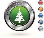 Christmas Tree,Christmas,White Background,Blank,Metal,Circle,Symbol,Computer Icon,Evergreen Tree,Metallic,Celebration,Silver Colored,Christmas Decoration,Christmas Ornament,Silver - Metal,Holiday,Digitally Generated Image,Green Color,Grid,Decoration,Blue,Orange Color,Star Shape,Red,Curve