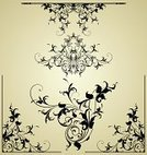 Decoration,Floral Pattern,Ornate,Corner,Arabic Style,Frame,Scroll Shape,Swirl,Angle,Vector,Victorian Style,Art Deco,Old-fashioned,Art Nouveau,Retro Revival,Leaf,Design Element,Gothic Style,Black Color,Acanthus Plant,Silhouette,Antique,Fleuron,Elegance,Luxury,Intricacy,Cartouche,Engraving,Spiral,Symmetry,Engraved Image,Beautiful,Squiggle,Illustrations And Vector Art,Back Lit,Cross Hatching,Vector Florals,Vector Backgrounds,Vector Ornaments