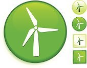 Wind Turbine,Wind,Symbol,Turbine,Industrial Windmill,Wind Power,Computer Icon,Energy,Power,Recycling,Sparse,Fuel and Power Generation,Interface Icons,Vector,Curve,Circle,Technology,Green Color,Modern,Spinning,Vitality,Digitally Generated Image,Brightly Lit,Square Shape,Illustrations And Vector Art,Environment,Power Supply,Square,Vibrant Color,Bright,Concepts And Ideas,Vector Icons,Ilustration,Nature,Cleanup,Vector Backgrounds,Environmental Conservation,Shiny,Glowing,Turning