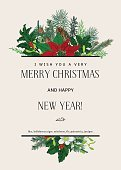 Old,Computer Graphics,Magic,Elegance,Humor,Happiness,Romance,Wreath,Botany,Victorian Style,Cheerful,Design,Drawing - Art Product,Label,Christmas,Green Color,Pattern,Modern,Old,Old-fashioned,Holly,Branch,Season,Winter,Snow,Backgrounds,Beauty,Computer Graphic,Poinsettia,Fir Tree,Floral Garland,Frame,Greeting Card,Ornate,Illustration,Engraved Image,Celebration,Inviting,Beauty In Nature,Vector,Retro Styled,Pinaceae,Holiday - Event,Beautiful People,Invitation,2015,Classic,Pine Wood,Design Element,Garland,268399,Pine,111645