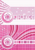 Disco,Backgrounds,Pink Color,Halftone Pattern,Pattern,Landscape,Striped,Abstract,Single Line,Star Shape,template,Magenta,Ilustration,Book Cover,Vector,Art,Backdrop,Shape,Style,Design,No People,In A Row,Light - Natural Phenomenon,Horizontal,Music,Vector Backgrounds,White,Wallpaper Pattern,Arts And Entertainment,Dance,Modern,Composition,Waving,Illustrations And Vector Art