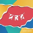 Decor,Surprise,Symbol,Gift,Birthday,Christmas,Red,Day,Decoration,Backgrounds,Birthday Present,Illustration,Celebration,Vector,Collection,2015