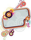 Frame,Gear,Banner,Multi Colored,Funky,Swirl,Grunge,Technology,Placard,Machine Part,Cooperation,Action,Equipment,Vector,Power,Wheel,Backgrounds,Working,Decoration,Industry,spatter,Gearwheels,Industry,Vector Backgrounds,Illustrations And Vector Art,Heavy Industry