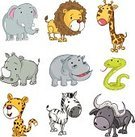 Animal,Cartoon,Elephant,Lion - Feline,Giraffe,Zebra,Rhinoceros,Hippopotamus,Leopard,Vector,Animal Themes,Snake,Humor,Cheetah,Ilustration,Drawing - Art Product,Safari Animals,Set,African Buffalo,Toucan,Mammal,Group Of Animals,Reptile,Tropical Climate,Pencil Drawing,Wildlife,Striped,Spotted,Color Image,big five,Clip Art,Incomplete,Cheerful,Tropical Bird,Big Cat,Jungle Animals,Standing,Pachyderm,african animals,Carnivore,zoo animals,vector illustration,Isolated On White,Vibrant Color,Illustrations And Vector Art,Wild Animals,Baby Animals,Animals And Pets,king of the jungle,Vector Cartoons,Horned,Feline,Tusk