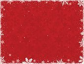 Christmas,Frame,Holiday,Backgrounds,Red,Snowflake,Snow,White,Christmas Ornament,Sparse,Ornate,Winter,Vector,Decoration,Christmas Decoration,Star Shape,Vector Backgrounds,Halftone Pattern,Holidays And Celebrations,Design Element,Christmas,Season,Color Image,Ilustration,No People,Vibrant Color,Illustrations And Vector Art