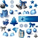 Christmas,Christmas Ornament,Christmas Tree,Christmas Decoration,Blue,Banner,Bell,Gift,Silver Colored,Bow,Snowflake,Religious Icon,Bow,Decoration,Christmas Present,Winter,Design Element,Vector,Candy Cane,Collection,Sleigh Bells,Single Object,Star Shape,Ribbon,Group of Objects,Isolated,Ilustration,Celebration,December,Tied Knot,Ornate,Large Group of Objects,Multiple Image,Illustrations And Vector Art,Isolated Objects,Holidays And Celebrations,Christmas