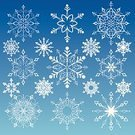 Snowflake,Ornate,Christmas,Decoration,White,Outline,Symbol,Winter,Ice,Design Element,Backgrounds,Vector,Star Shape,Holiday,Snow,Cold - Termperature,Blue,No People,Abstract,Frost,Symmetry,Hexagon,Weather,Frozen,Nature,Christmas,Winter,Set,Ilustration,Season,Illustrations And Vector Art,Creativity,Holidays And Celebrations