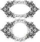 Ornate,Victorian Style,Ellipse,Pattern,Circle,Arabic Style,filigree,Scroll Shape,Banner,Engraving,Growth,Swirl,Floral Pattern,Vector,Gothic Style,Dividing,Engraved Image,Old-fashioned,Antique,Acanthus Plant,Retro Revival,Leaf,Placard,Design Element,Squiggle,Curled Up,Intertwined,Blank,Spiral,Copy Space,Empty,Foliate Pattern,Vector Ornaments,Vector Florals,Illustrations And Vector Art,Vector Backgrounds