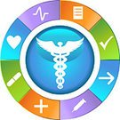 Healthcare And Medicine,Caduceus,Circle,Wheel,Symbol,Religious Icon,Arrow Symbol,Three-dimensional Shape,Checklist,Computer Icon,category,encompass,Heart Shape,Surveillance,Icon Set,Push Button,Design,Check Mark,Dividing,Capsule,Vector,Cross Shape,Interface Icons,Perfection,Curve,Surrounding,Part Of,Multi Colored,Computer Graphic,Art,Clip Art,Image,Set,Design Element,Awe,Ilustration,Disbelief,Cute,Injecting,Ornate,Industry,Health Care,Vector Icons,Technology,Illustrations And Vector Art,Isolated,Isolated On White,Technology Symbols/Metaphors
