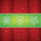 Christmas,Holiday,Backgrounds,Vector,Snowflake,Green Color,Winter,Color Image,Christmas Ornament,Floral Pattern,Celebration,Christmas Decoration,Design,Holidays And Celebrations,Ilustration,New Year's,Design Element,Christmas,Holiday Backgrounds,Decoration,Snow,Computer Graphic,Red,Ornate