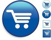 Shopping Cart,Shopping,Symbol,Computer Icon,Retail,Internet,Buying,Blue,Illustrations And Vector Art,Communication,Vector Backgrounds,Concepts And Ideas,Shadow,Focus on Shadow,Consumerism,Ilustration