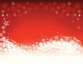 Snow,Christmas,Backgrounds,White,Red,Event,Snowflake,Star Shape,Christmas Ornament,Pattern,Vector,Christmas Decoration,Winter,Design,Season,Ilustration,Christmas,Holidays And Celebrations,Abstract,Copy Space