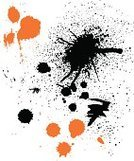 Modern Rock,Spilling,Ink,Stained,Vector,Spray,Creativity,Pouring,Black Color,Splattered,Liquid,Arts Backgrounds,Arts And Entertainment,Abstract,Silhouette,Illustrations And Vector Art