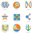 Design Element,Circle,Design,Perfection,Hexagon,Square Shape,Pattern,Computer Graphic,Variation,Gear,Wheel,Shape,Multi Colored,Symbol,Disbelief,Arrow Symbol,Cute,Art,Creativity,Icon Set,Awe,Vector,Set,Image,Star Shape,Interface Icons,Isolated,Ornate,Illustrations And Vector Art,Vector Ornaments,Isolated On White,Ilustration,Vector Icons,Vibrant Color,Clip Art