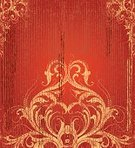 Red,Textured,Dirty,Grunge,Textured Effect,Backgrounds,Swirl,Striped,Ornate,Abstract,Floral Pattern,Weathered,Frame,Vector,Scroll Shape,Scratched,Orange Color,Growth,Vertical,Distressed,Art Nouveau,Curve,Modern,Old,Leaf,Victorian Style,Aging Process,Run-Down,Squiggle,Stained,Intertwined,Rusty,Ilustration,Beige,Illustrations And Vector Art,Vector Ornaments,Damaged,Vector Florals,Copy Space,Empty,Curled Up,Twisted