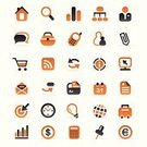 Icon Set,Symbol,Religious Icon,Internet,Orange Color,Web Page,E-commerce,Technology,Report,House,Mobile Phone,E-Mail,Shopping Cart,Black Color,Sign,Communication,Bull's-Eye,File,Personal Organizer,Clock,Team,Vector,Calculator,Portfolio,Graph,Discussion,Interface Icons,Magnifying Glass,Downloading,Euro Symbol,Modern,upload,Globe - Man Made Object,Note Pad,rss,Chart,Business Person,Arrow Symbol,Dollar Sign,Ilustration,Blog,Briefcase,Technology,Site Map,Vector Icons,News Feed,Illustrations And Vector Art,Business,Business Symbols/Metaphors,Technology Symbols/Metaphors