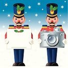 Christmas,Camera - Photographic Equipment,Armed Forces,Toy,British Culture,Cultures,Victorian Style,Uniform,Old,The Human Body,Blue,Vector,English Culture,Stick - Plant Part,Decoration,Smiling,Ilustration,dragoon,Snow,platoon,Epaulets,Holidays And Celebrations,Battalion,Business,French Culture,Christmas,Season,Data,Equipment,At Attention,Information Medium,Nature,Business Concepts,Celebration,Tin,Hat,Military,Message,Red