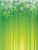 Christmas,Backgrounds,Green Color,Snow,Frame,Winter,Holiday,Snowflake,Striped,Vector,Grunge,Yellow,Abstract,Computer Graphic,Christmas Decoration,Ilustration,Design,Shape,Ornate,Color Image,Holiday Backgrounds,New Year's,Holidays And Celebrations,Christmas