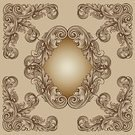 Scroll Shape,Frame,filigree,Engraving,Victorian Style,Engraved Image,Ornate,Pattern,Decoration,Antique,Vector,Old-fashioned,Retro Revival,Leaf,Swirl,Art Nouveau,Gothic Style,flourishes,Elegance,Angle,Placard,Beautiful,Sepia Toned,Brown,Corner Design,Vector Florals,Empty,Blank,Spiral,Intertwined,Vector Backgrounds,Leaf Design,Beige,Vector Ornaments,Illustrations And Vector Art,Copy Space,Design Element