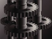 Gear,Engine,Machine Part,Inside Of,Metal,Steel,Vector,Equipment,Arts Abstract,Ilustration,Arts And Entertainment