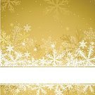 Snowflake,Gold Colored,Christmas,Backgrounds,Winter,Holiday,Snow,Grunge,Christmas Decoration,Beige,Vector,Computer Graphic,Design,Color Image,New Year's,Christmas,Holiday Backgrounds,Abstract,Ilustration,Ornate,Holidays And Celebrations