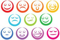 Smiley Face,Human Face,Smiling,smilies,Emotion,Sadness,Depression - Sadness,Symbol,Computer Icon,Cheerful,Happiness,Facial Expression,Religious Icon,Satisfaction,Confusion,Colors,Circle,Enjoyment,Computer Graphic,Screaming,Clip Art,Curve,Illustrations And Vector Art,Grief,Digitally Generated Image