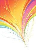 Backgrounds,Rainbow,Multi Colored,Design,Single Line,Vector,Circle,In A Row,Flowing,Curve,Motion,Shape,Composition,Vector Backgrounds,Arts Abstract,Illustrations And Vector Art,Arts And Entertainment,Arts Backgrounds