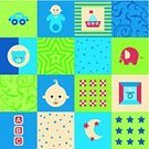 Baby,Pattern,Little Boys,Backgrounds,Toy,New Life,Elephant,Newborn,Seamless,Car,Pacifier,Textile,Teddy Bear,Vector,Spotted,Brick,Star Shape,Set,Checked,Backdrop,Repetition,Square,Wrapping Paper,Design Element,Wallpaper Pattern,Scroll Shape,Playful