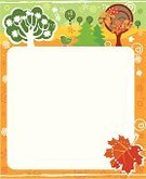 Calendar,September,Autumn,Month,Frame,Backgrounds,Design,Flower,Bird,Tree,Season,Leaf,Vector,Silhouette,Nature,Ilustration,Year,White,Blossom,Grass,Painted Image,Plant,Illustrations And Vector Art,Image,Vector Backgrounds,Nature,Fall,Vector Cartoons
