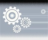 Gear,Conveyor Belt,Manufacturing,Machinery,Engine,Backgrounds,Wheel,Vector,Freight Transportation,Industry,Machine Part,Construction Machinery,Spotted,Working,Progress,Frame,Metal,Ilustration,On Top Of,Design Element,High Section,Design,Steel,Turning,Illustrations And Vector Art,Heavy Industry,vector illustration,Technology,Vector Backgrounds,Industry