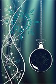 Decoration,Snowflake,Christmas Ornament,Christmas,Vector,Blue,Backgrounds,Winter,Christmas Decoration