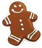 Gingerbread Man,Gingerbread Cookie,Cookie,Christmas,Men,Candy,Vector,Food,Holiday,Cultures,Decorating,Cut Out,Dessert,Gourmet,White Background,Snack,Ornate,Studio Shot,Baked,Icing,Smiling,Celebration,Holidays And Celebrations,Happiness,Cheerful,People,Season,Ilustration,Illustrations And Vector Art,Holiday Backgrounds,Indulgence,Vector Cartoons,Sweet Food,Decoration,Home Baked,Isolated,Isolated On White,Christmas,Two Object
