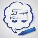 Creativity,Speed,Computer Graphics,Sign,Doodle,Car,Pencil,Illustration,Symbol,Business Finance and Industry,2015,Transportation,Computer Graphic,Drawing - Activity,Backgrounds,Sports Utility Vehicle,Business,Land Vehicle,Vector,Scribble